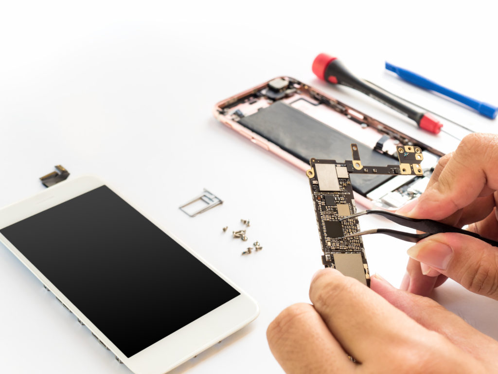 Repair Samsung phones official service in Moscow